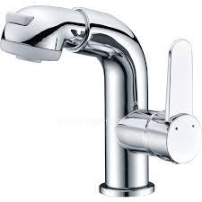 bathroom sink with side faucet simple desing pullout side handle bathroom sink faucet