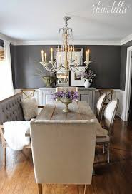 Best  Paint Dining Tables Ideas On Pinterest Distressed - Shabby chic dining room set