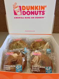 dunkin donuts open on thanksgiving what can you order at dunkin u0027 donuts if you u0027re gluten free