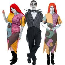 nightmare before christmas costumes animated costumes