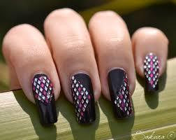 easter spring bling nail art design tutorial with bps studded 3d