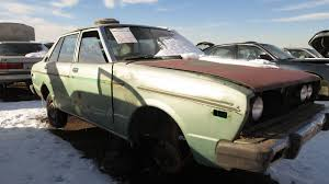 nissan canada lease buyout 1978 datsun 510 sedan u2013 junkyard find