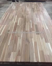 laminated wood table top vietnam acacia sawn timber acacia wood finger joint laminated