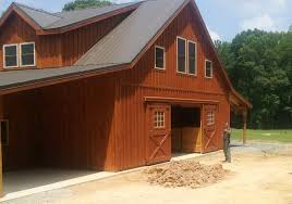 barn floor plans for homes north carolina horse barn with loft area floor plans woodtex