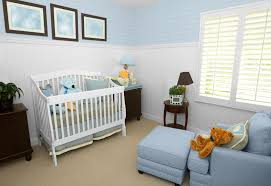 Drop Dead Gorgeous Image Of Bedroom Decoration Using Black Wood - Baby boy bedroom paint ideas