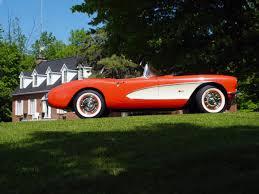 56 corvette for sale 1956 56 chevrolet corvette for sale in dunrobin ontario canada