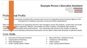 skill exle for resume skills additional information and section of resume template place