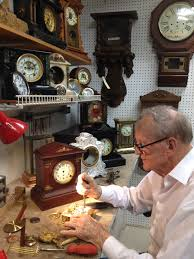 repair new england clock shop