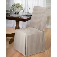 grey chair covers kitchen dining chair covers you ll wayfair