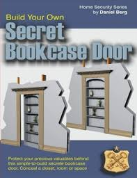 Basic Wood Bookshelf Plans by Secret Hidden Bookcase Door Plans Everything You Need To Build