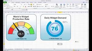 Excel Speedometer Template Excel Dashboard Spreadsheet Speedometer Help