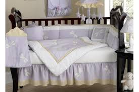 dragonfly dreams purple crib bedding set by jojo designs bedding