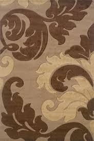 Brown Area Rugs Linon Corfu Area Rug Contemporary Area Rugs By Favedecor