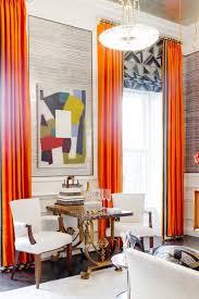Orange Patterned Curtains Living Room Curtains Design Ideas 2016 Small Design Ideas