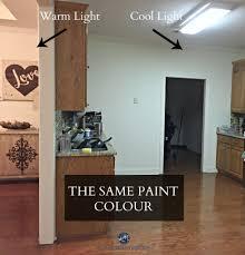 how fluorescent light affects paint colour online coloring case