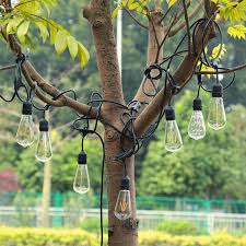 new 30ft 9led e27 hanging sockets lanterns outdoor garden