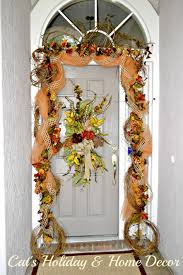 exterior ideas of fall outdoor decorating from to