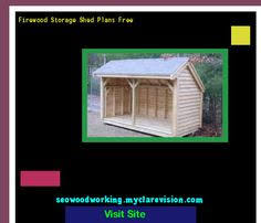 Free Firewood Storage Rack Plans by Covered Firewood Storage Rack Plans 151743 Woodworking Plans And