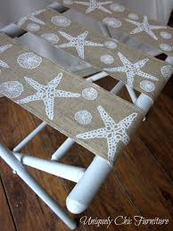 coastal luggage rack beach house guest room by suezcues on etsy