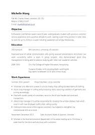 free simple resume templates simple resume format doc for a part time free