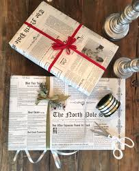 newspaper wrapping paper pole newspaper wrapping paper roll black and