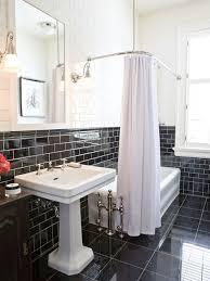black tile bathroom ideas bathroom black tile room design ideas