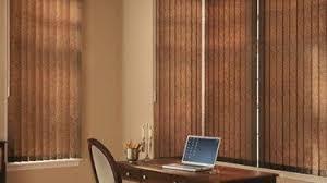 Linen Vertical Blinds Bali Fabric Verticals