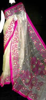 jamdani sharee silk jamdani saree manufacturer manufacturer from kolkata india
