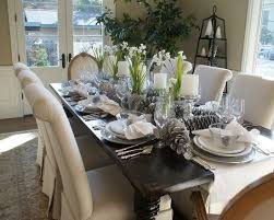 Formal Dining Table Setting Dining Room Table Settings Photo Of Well Modern Dining Table