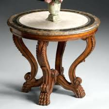 antique marble top pedestal table marble top entryway table round table for entryway round marble top