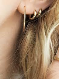 tight hoop earrings the 25 best gold hoop earrings ideas on hoop earrings