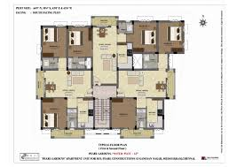 Garden Apartment Floor Plans Pearl Gardens Pearlconstructions Com
