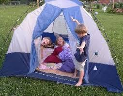 Camping In The Backyard 10 Tips For Memorable Backyard Camping