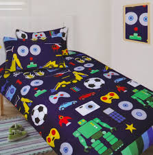 Buzz Lightyear Duvet Cover Boys Toys Glow In The Dark Quilt Cover Set From Kids Bedding