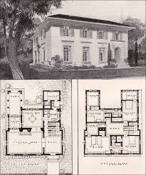 italian style house plans italian renaisance style house 1916 ideal homes in garden