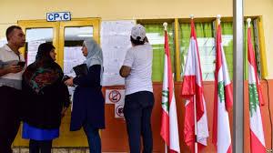 changement bureau de vote les libanais de côte d ivoire votent avec l espoir d un changement