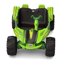 power wheels jeep hurricane green power wheels dune racer extreme 12 volt battery powered ride on