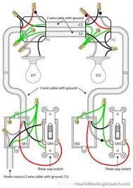 how to wire a l with multiple bulbs 3 way switch with power feed via the light multiple lights how