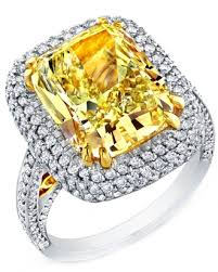 color diamonds rings images Honey color topaz diamond rings wedding promise diamond jpg