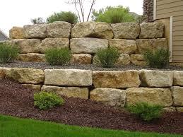 crafts home ideas and boulders for landscaping u2014 bistrodre porch