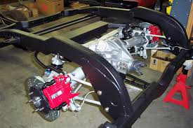 c3 corvette suspension upgrade 1968 1982 c3 replacement chassis chassis packages