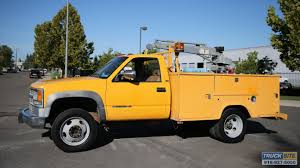 toyota service truck 1994 chevrolet 3500hd mechanics service truck for sale by truck