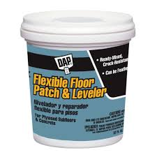 dap 32 oz gray floor patch and leveler 59184 the home