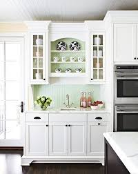 Popular Colors For Kitchens by 25 Beadboard Kitchen Backsplashes To Add A Cozy Touch Digsdigs