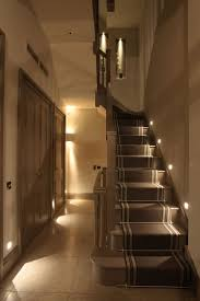 Staircase Design Inside Home by Best 20 Stair Lighting Ideas On Pinterest Led Stair Lights