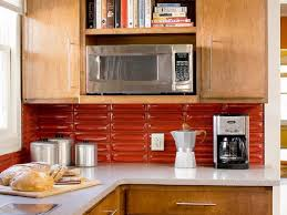 tag for red accent cabinets in kitchen kitchen decorating ideas