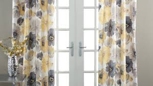 Tartan Drapes Curtains Mustard And Grey Curtains Makingadifference Where To