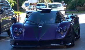 pagani zonda engine justin bieber and lewis hamilton cruise in purple pagani zonda