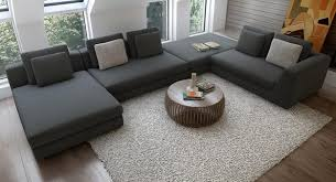 modern living room furnitures home interior luxury cream chocolate brown modern living room sofa