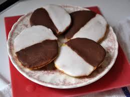 pumpkin black and white pumpkin pumpkin black and white cookies recipe serious eats